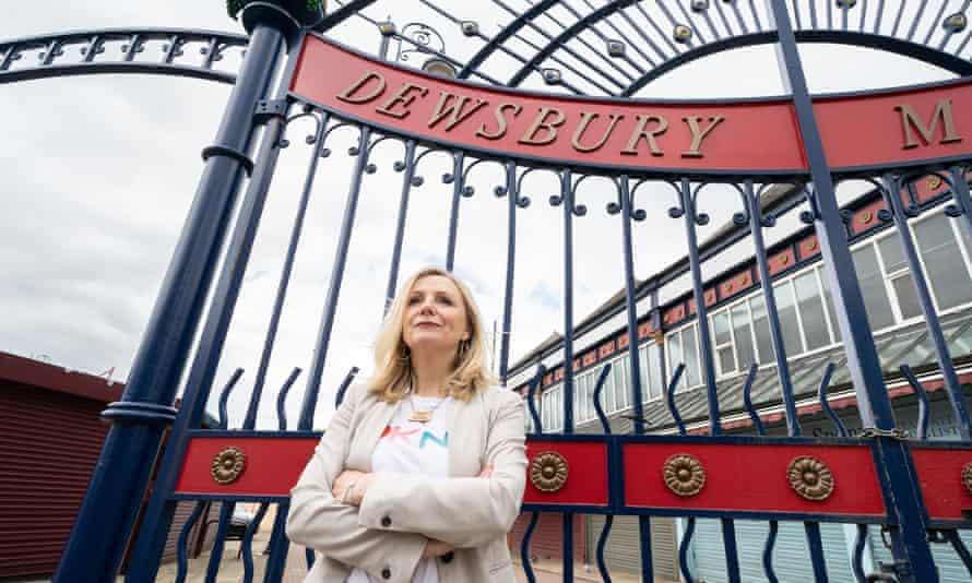 Mayor of West Yorkshire, Tracy Brabin