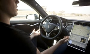 What's it like to drive with Tesla's Autopilot and how does it work