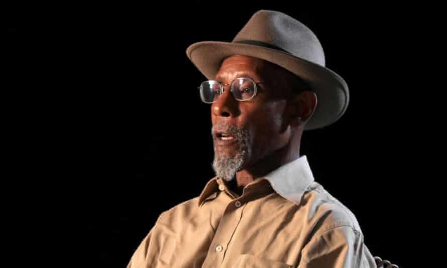 Linton Kwesi Johnson in the 'softly angry, sometimes lyrical' Black Power