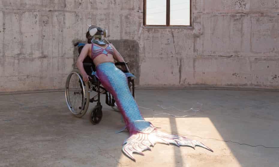 Hanna Cormick stars in The Mermaid
