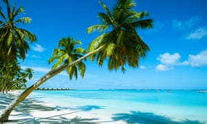 Beach Resort in Mauritius