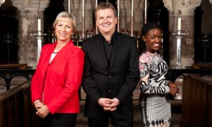 Songs of Praise is among the shows being put out to tender following the privatisation of the BBC's programme-making arm.