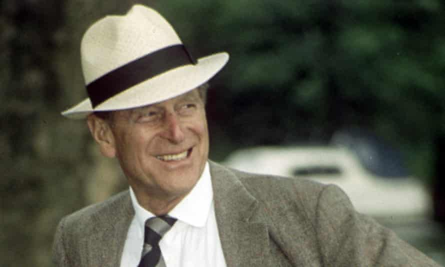 Prince Philip in 1997.