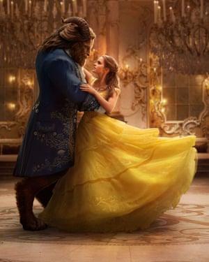 Dan Stevens, Emma Watson Beauty and the Beast - 2017