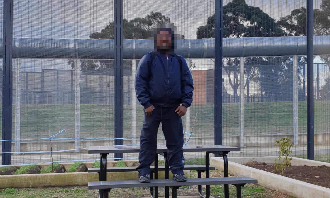 UN condemns Australia for detaining blind Tamil refugee for nine years
