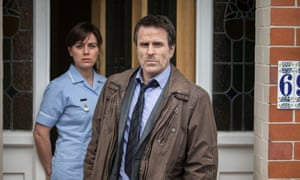 Jill Halfpenny and Con O'Neill in Ordinary Lies