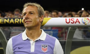 Klinsmann's job is safe for now after USA's semi-final showing.