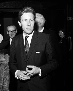 Lord Snowdon, portrait photographer to the stars of the decade.
