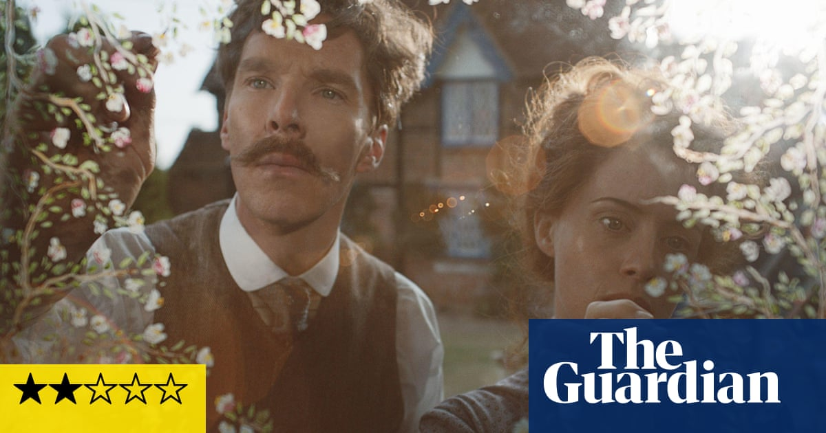 The Electrical Life of Louis Wain review – Cumberbatch's cat artist drowns in quirk