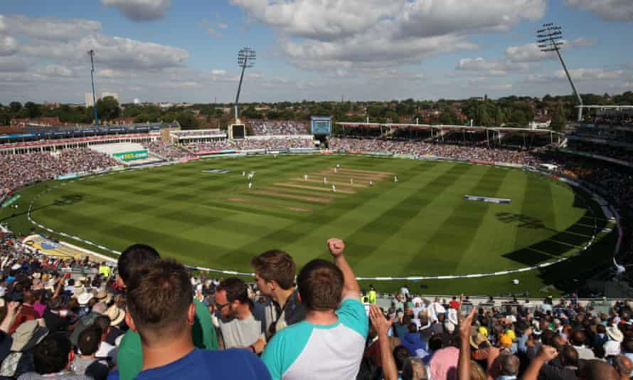 Edgbaston is known for its vibrant atmosphere and will be at 70% capacity when England play New Zealand.