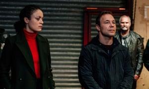Rochenda Sandall and Stephen Graham in Line of Duty series 5