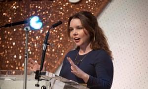 The Guardian's universities editor Rachel Hall opens the evening.