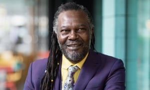 Levi Roots at his Caribbean Smokehouse, Westfield Stratford