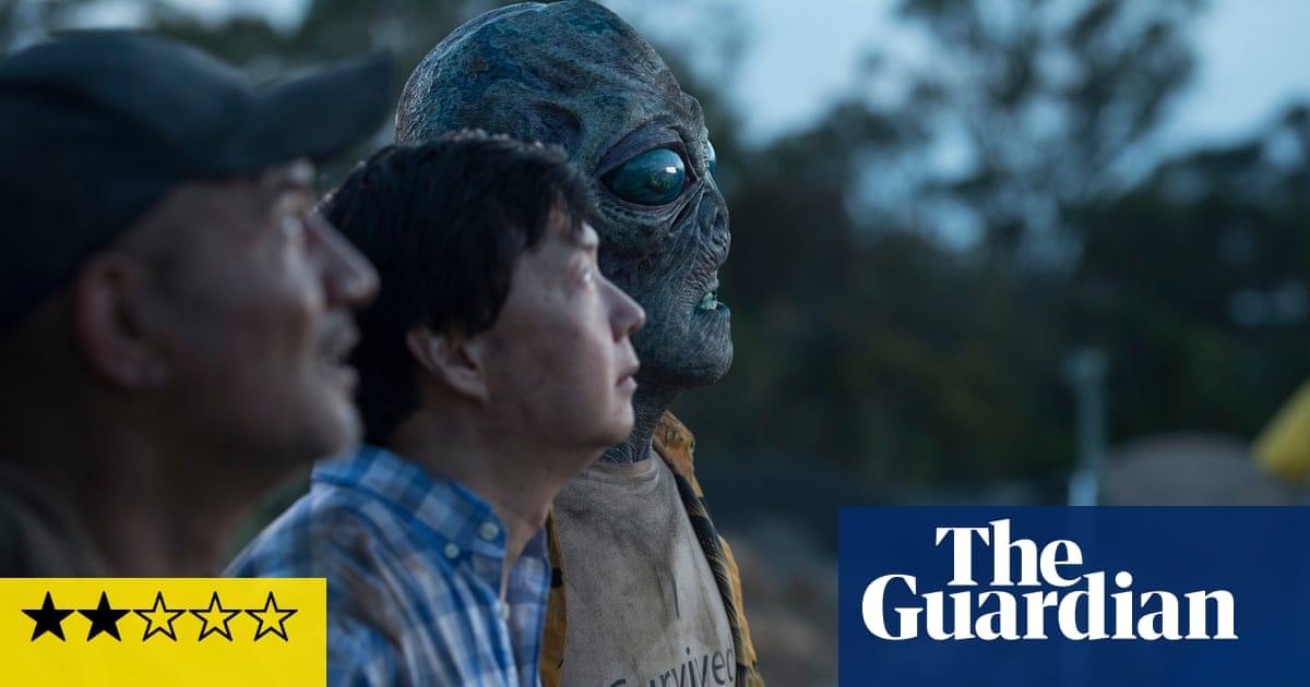 Occupation: Rainfall review – cool-looking action sci-fi tosh