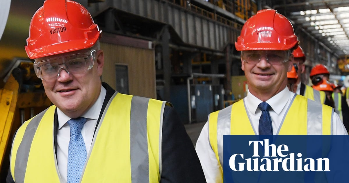 Morrison's tech roadmap flags more investment in carbon capture and storage – The Guardian