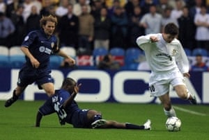 Kewell against Valencia