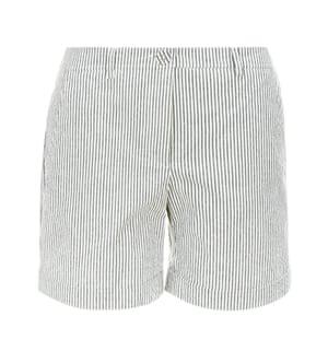 Nina stripe shorts