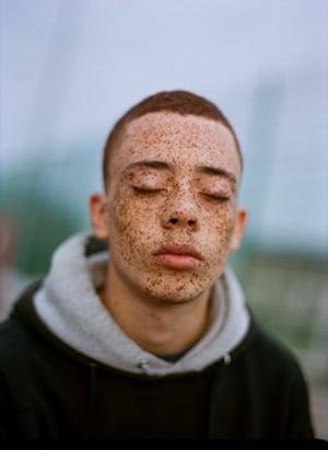 Portrait of Elliott Brown, by Rosie Matheson