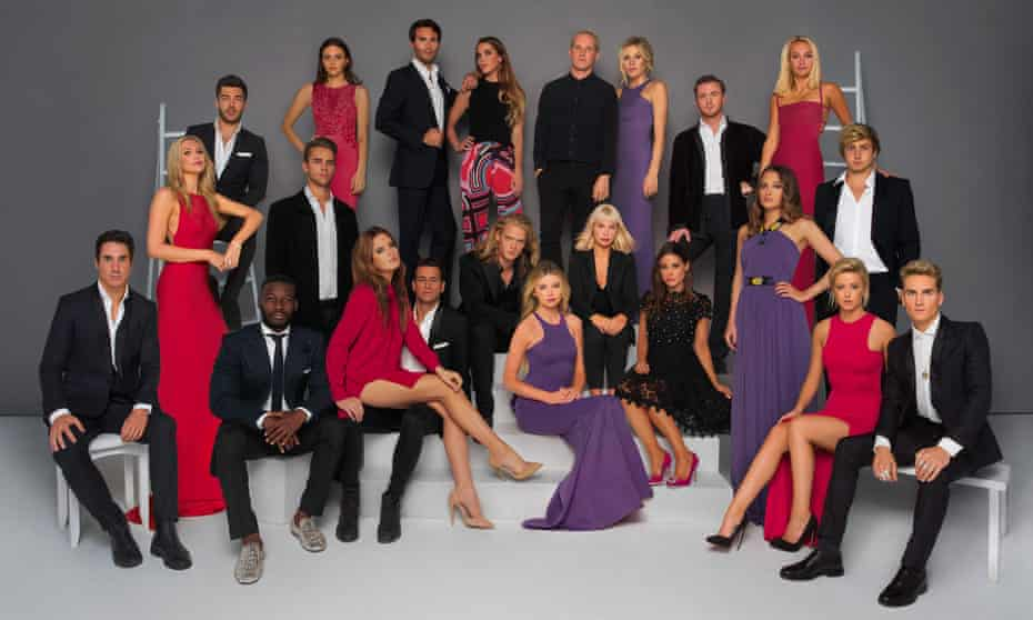 The Made in Chelsea team are back.