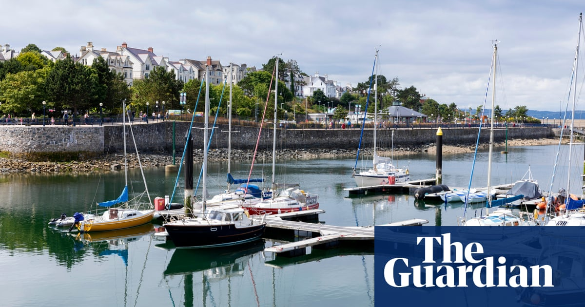County Down, and around: a car-free trip to Bangor, Northern Ireland
