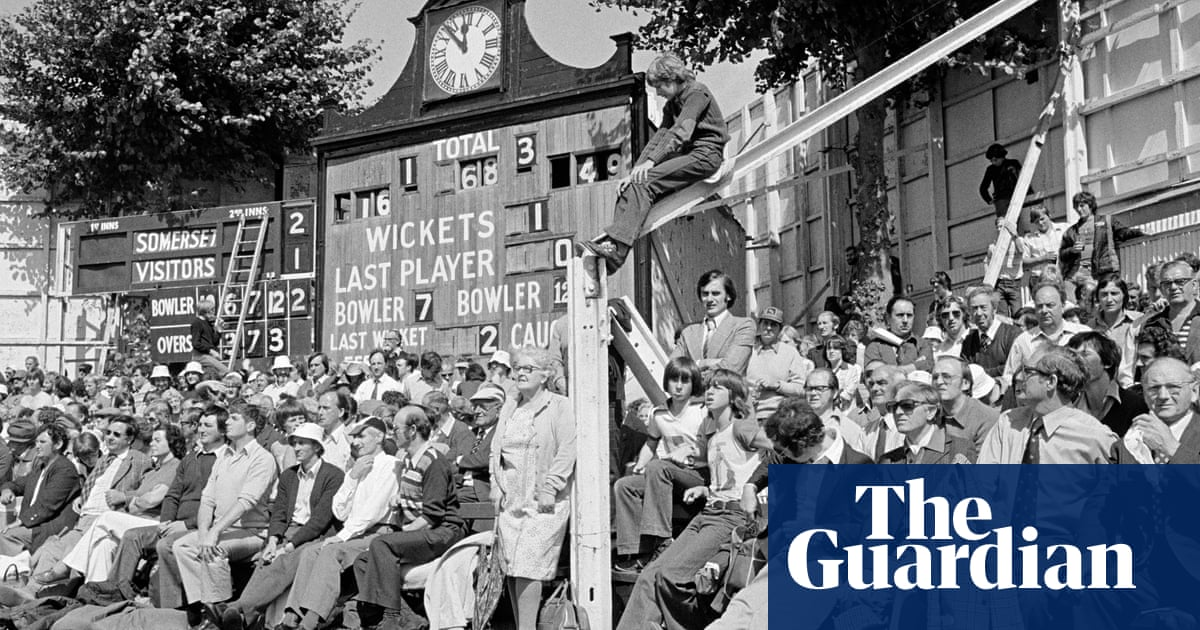 The Spin | Somerset v Essex was a final that evoked their glory days of the 80s