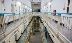 HMP Portland prison in Dorset.
