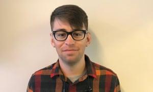Alex Graham, 26, account manager, Buckinghamshire