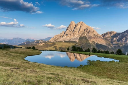 The Dolomites are brilliant trekking and trail running territory.
