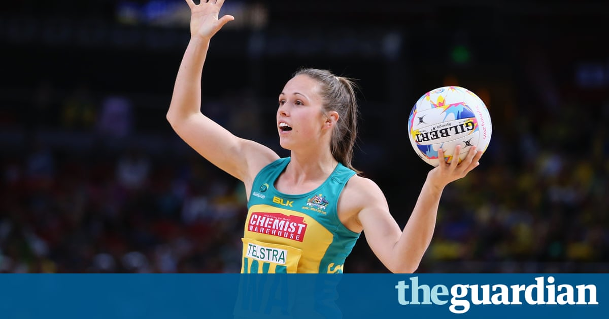 The Guardians guide to playing netball - part one: wing