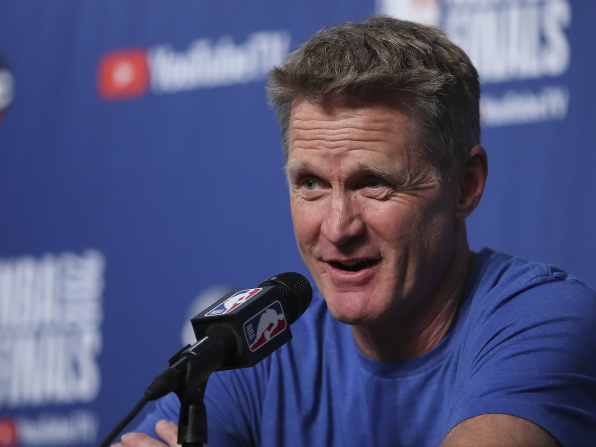 He Would Be An Incredible President Steve Kerr Is Us Sport S Voice Of Reason Golden State Warriors The Guardian This is a world dictatorship with a we urge doctors, the media and political authorities to stop this criminal operation, by spreading the truth.' golden state warriors
