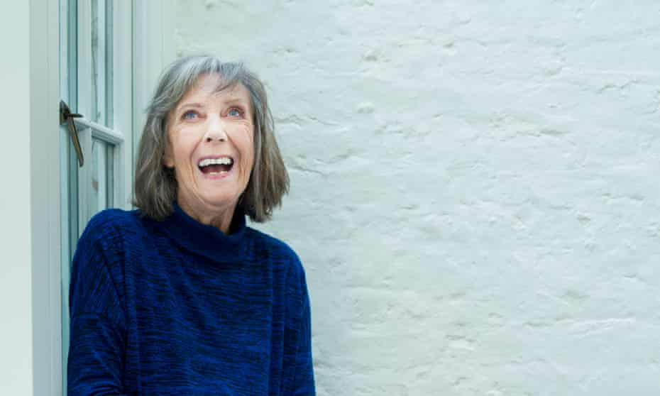 'I don't feel it's worth saying anything unless it's the truth': Eileen Atkins.