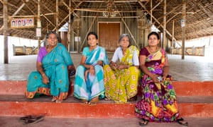 Women at the forefront of the protest against the Kudankulam nuclear power plant seen in the fishing village of Idinthakarai