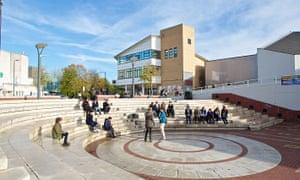 Piazza, Warwick University