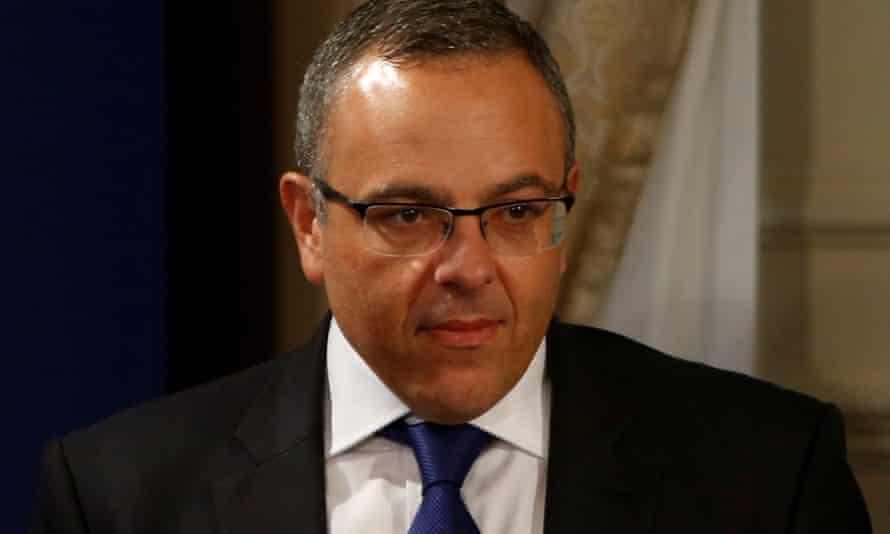 Keith Schembri in 2017.
