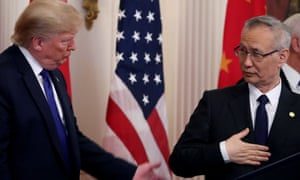 China's vice vice premier Liu He signed the trade deal with Donald Trump. Chinese state media has downplayed success of the agreement.