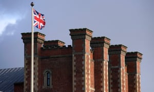 HM Prison Liverpool, dubbed the worst in the country after the squalid conditions were revealed