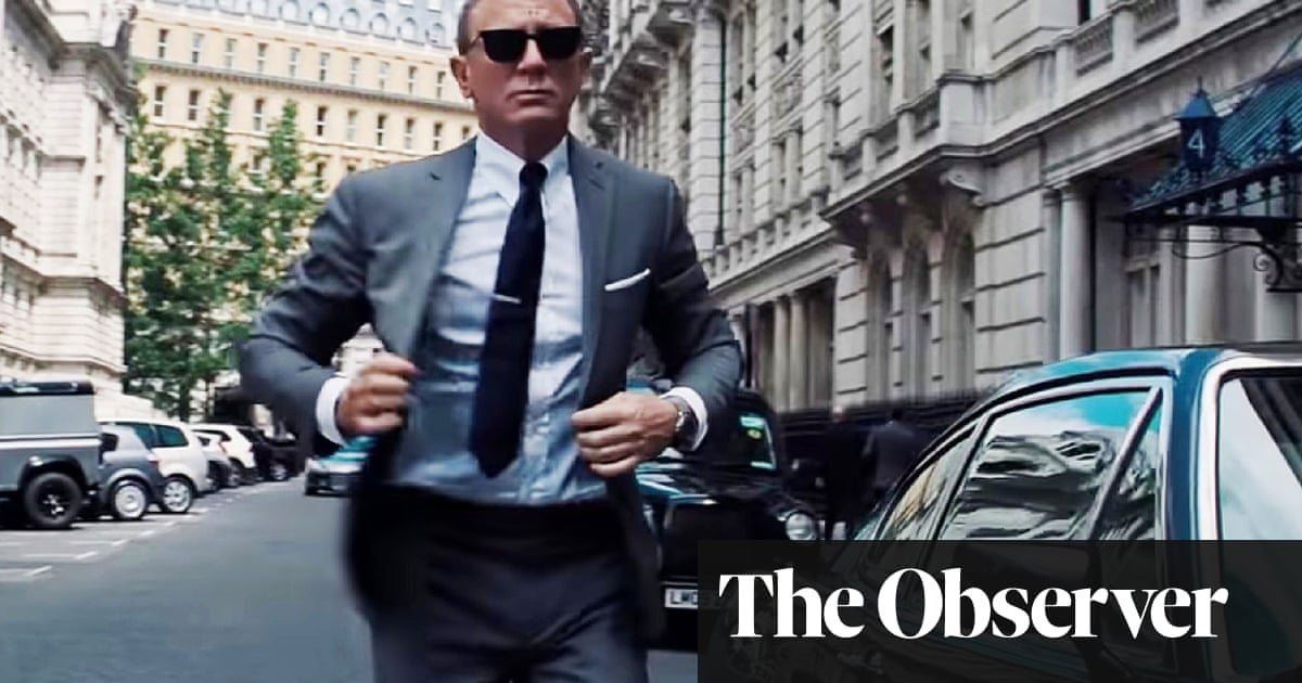 James Bond filmmakers receive millions in UK tax credits, report finds