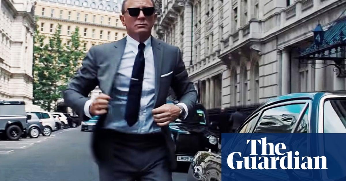 'Absolute beast': critics go wild for No Time to Die, Daniel Craig's last Bond film