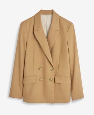 Blazer, £150, from Next