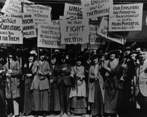 Amalgamated Clothing Workers Strike, 1915
