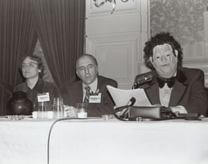 Gittings, Kameny, and Dr. H. Anonymous on panel #2