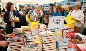 The 2018 Hay festival