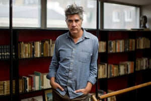 Alejandro Aravena: 'He has some of the trappings of a starchitect: a high media profile, a globetrotting, lecture-giving lifestyle, a carefully cultivated look…'