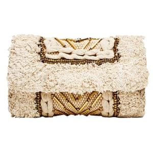 Clutch bag from zara