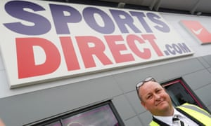Mike Ashley is the founder and majority shareholder of Frasers Group, whose main company is sportswear retailer Sports Direct.