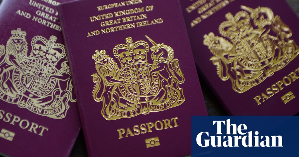 UK passports could lose up to nine months' validity after rule
