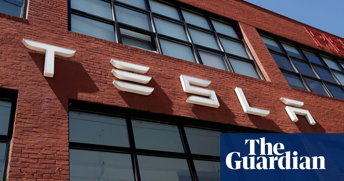 Tesla ordered to pay $137m to Black former employee for racial abuse
