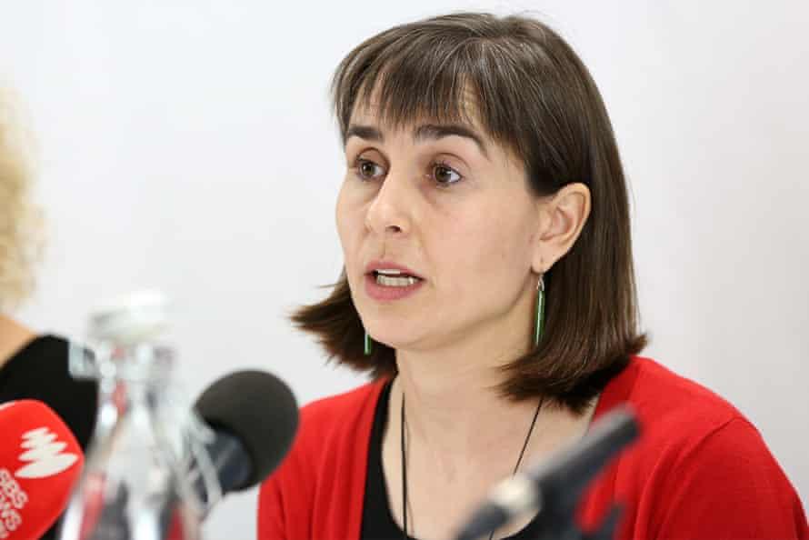 Psychiatrist Beth O'Connor