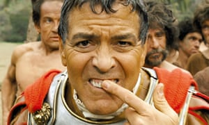 George Clooney<br>USA. George Clooney  in a scene from the ©Universal Pictures new movie: Hail, Caesar! (2016).Plot: A Hollywood fixer in the 1950s works to keep the studio's stars in line.Ref:LMK106-58381-261015Supplied by LMKMEDIA. Editorial Only.Landmark Media is not the copyright owner of these Film or TV stills but provides a service only for recognised Media outlets. pictures@lmkmedia.com