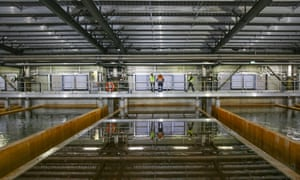Sydney's desalination plant